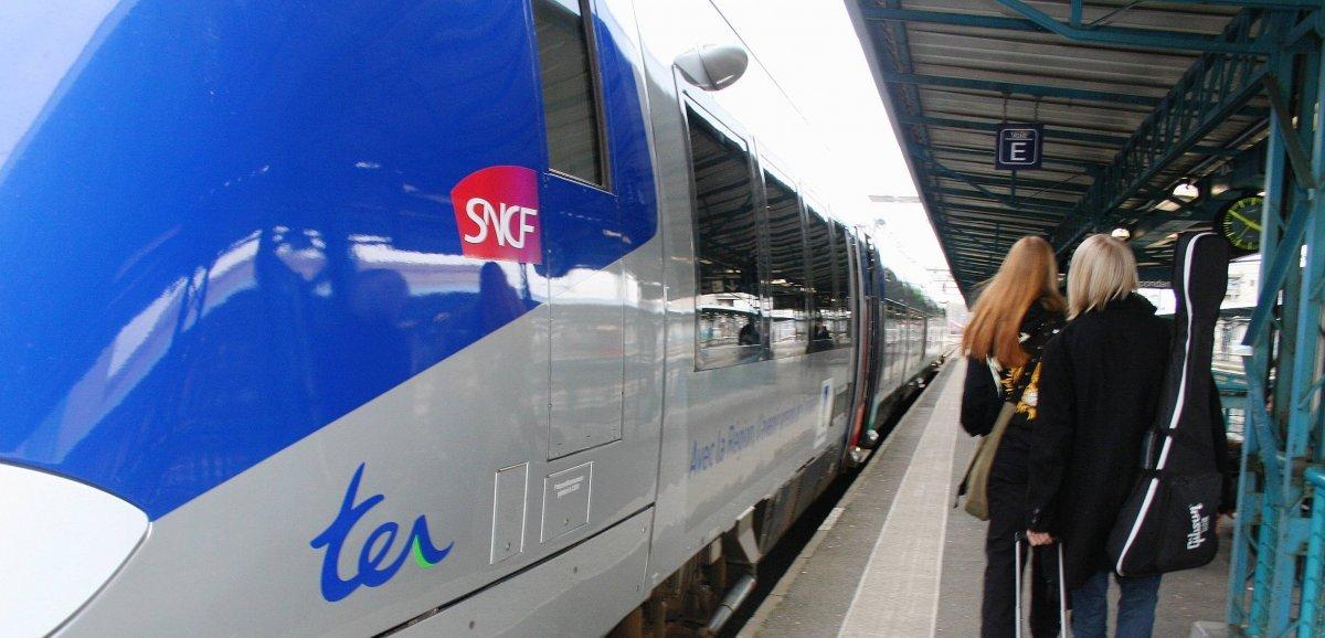 Une personne tuée sur les rails, percutée par un train