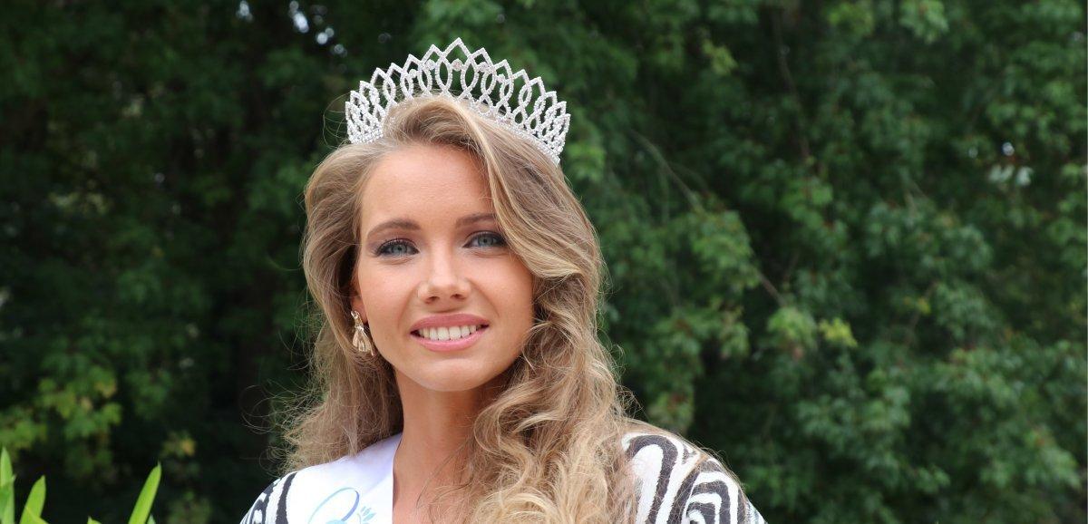 Miss Univers: Miss France 2021 Amandine Petit va pouvoir partir