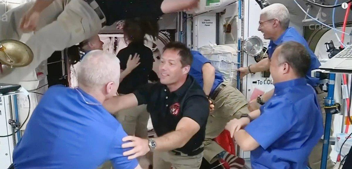 Kaamelott sera bien diffusé dans l'ISS pour le Normand Thomas Pesquet