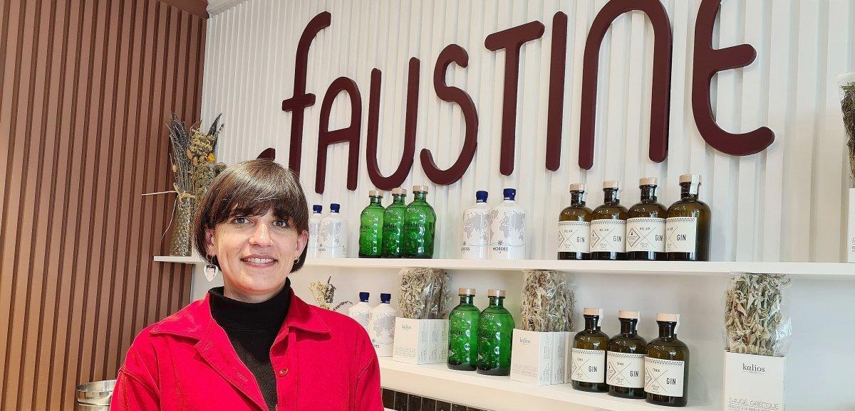 Des douceurs salées et sucrées chez Faustine