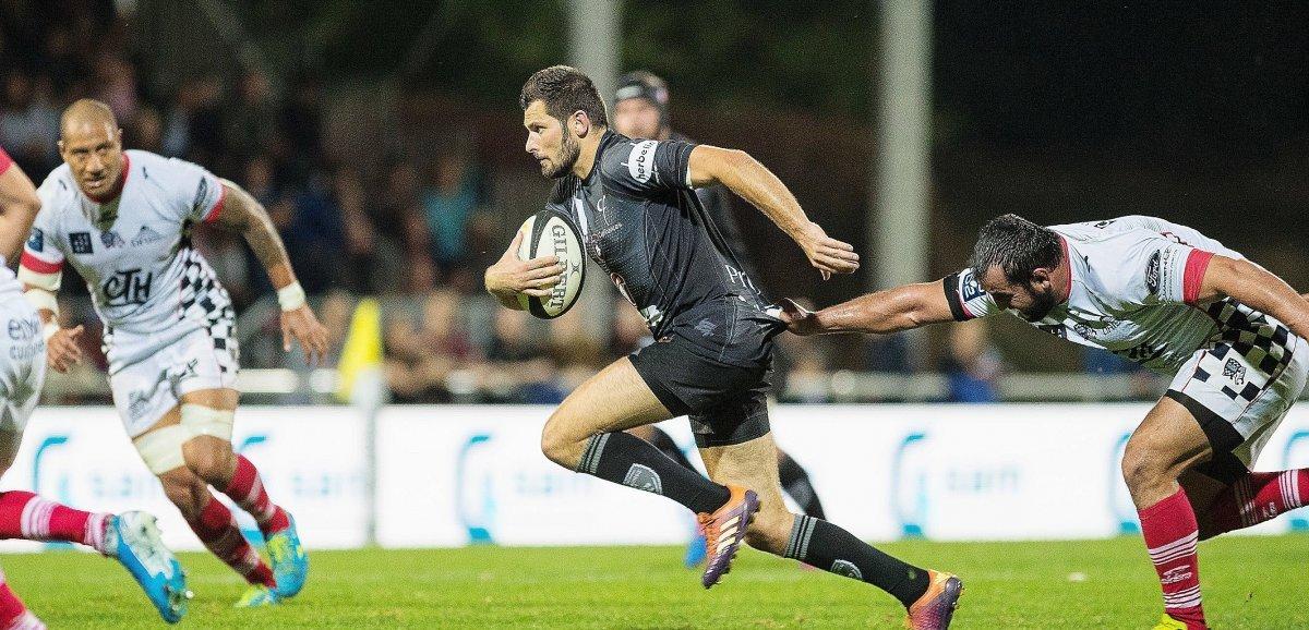 Le Rouen NR assure son maintien en Pro D2 face à l'Usap