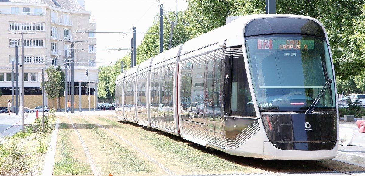 Travaux: le tramwayà l'arrêt pendant quatre nuits
