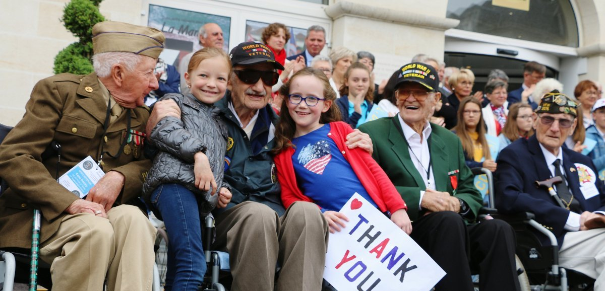 Lesvétérans américains absents pourles commémorations du D-Day