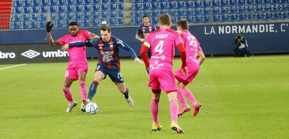 Football - SM Caen. Avant la dernière journée, découvrez tous les scénarios possibles