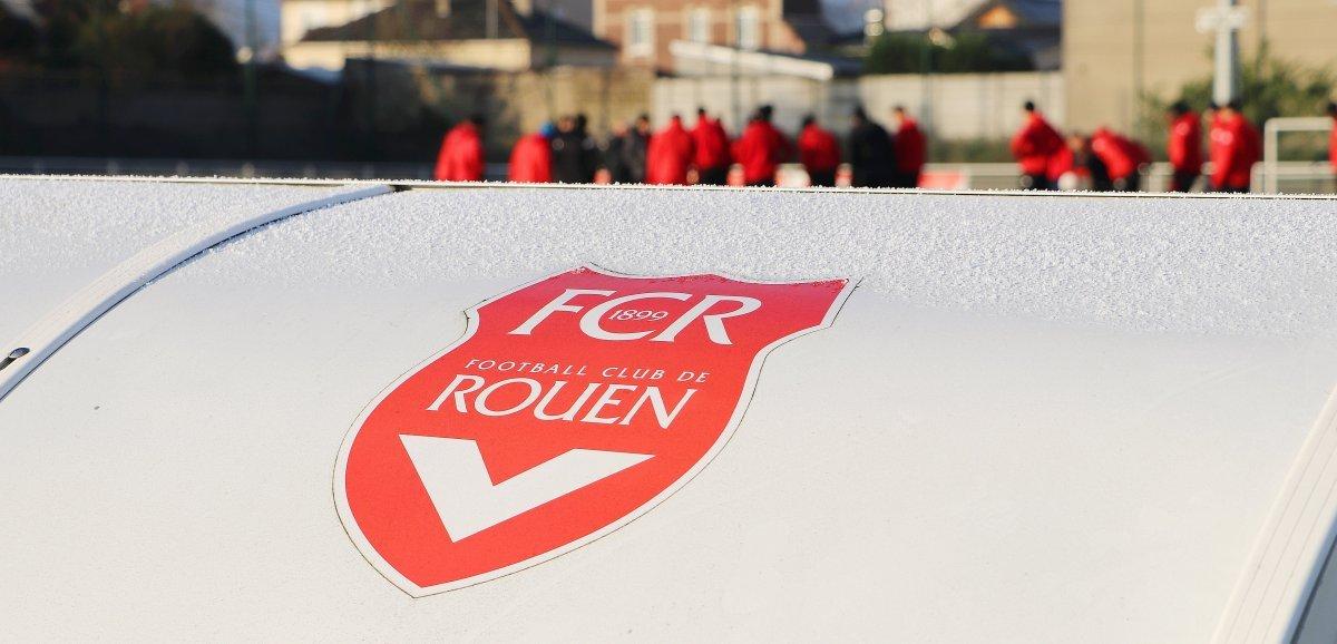 Les rênes du FC Rouen changent de mains