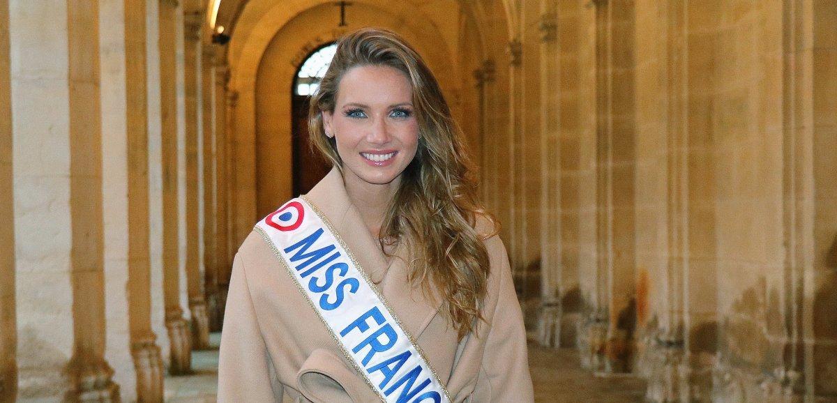 Amandine Petit finit dans le Top 21 de Miss Univers