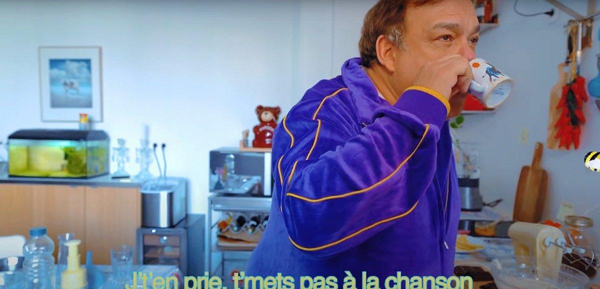 Didier Bourdon présente le premier clip de son album