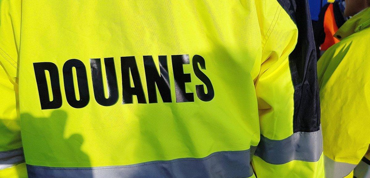 638 kilos de cigarettes saisies dans l'Eure par les douanes de Rouen