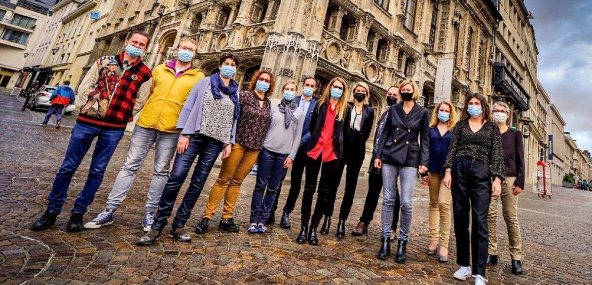 Avec la suite du déconfinement, les touristes sont de retour à Rouen