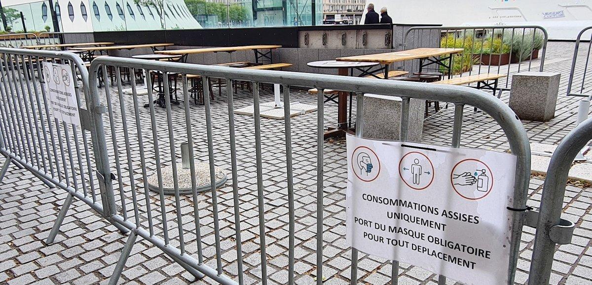 Le Havre. Les bars fermés rouvriront lundi 24 mai