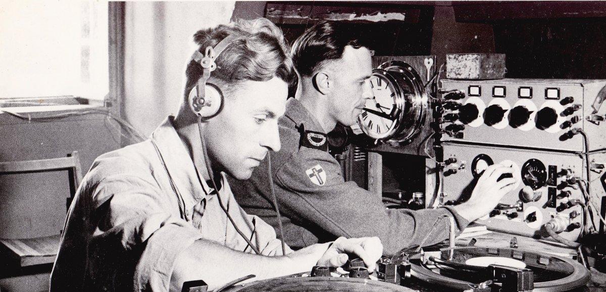 La radio, un outil de propagandeet de solidarité en Normandie