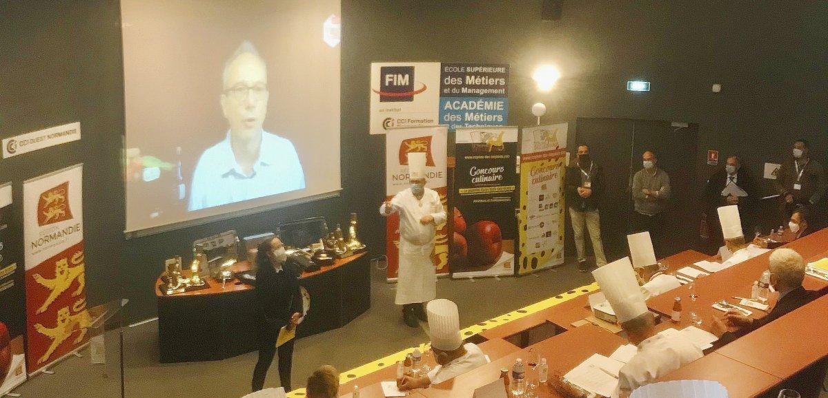 Trophéesdes Léopards: les chefs cuisiniers s'affrontent