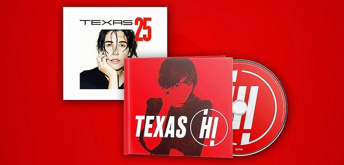 Cadeaux. Gagnez le nouvel album ainsi que le best-of de Texas