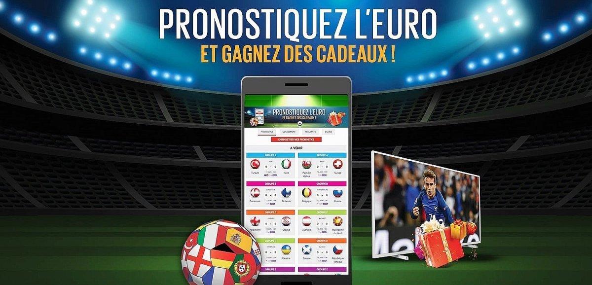 Euro 2021: pronostiquez et gagnez de superbes lots !