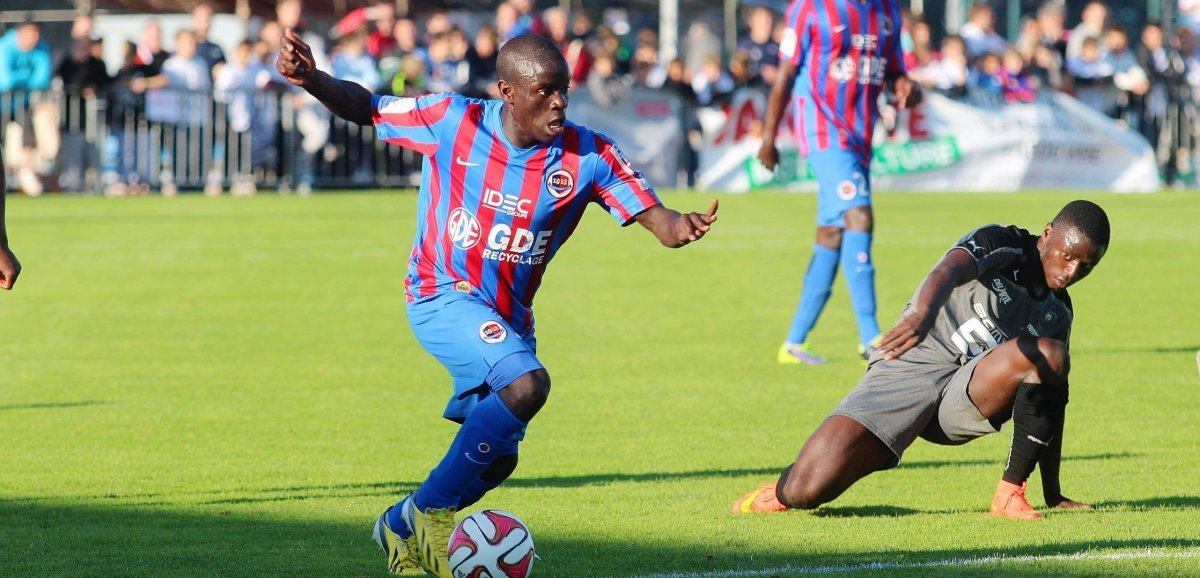 Football. N'Golo Kanté, ex-joueur du SM Caen, remporte la Ligue des champions