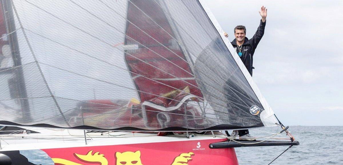 Transat en double: le bateau Région Normandie termine 5e