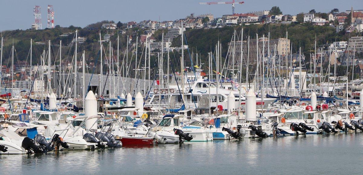 Seine-Maritime. Le port duHavre,une porte d'entrée sur le territoire