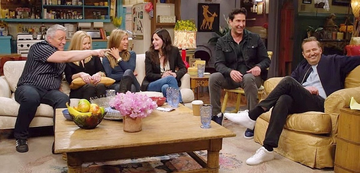 Friends: découvrez la date de leurs retrouvailles sur TF1!