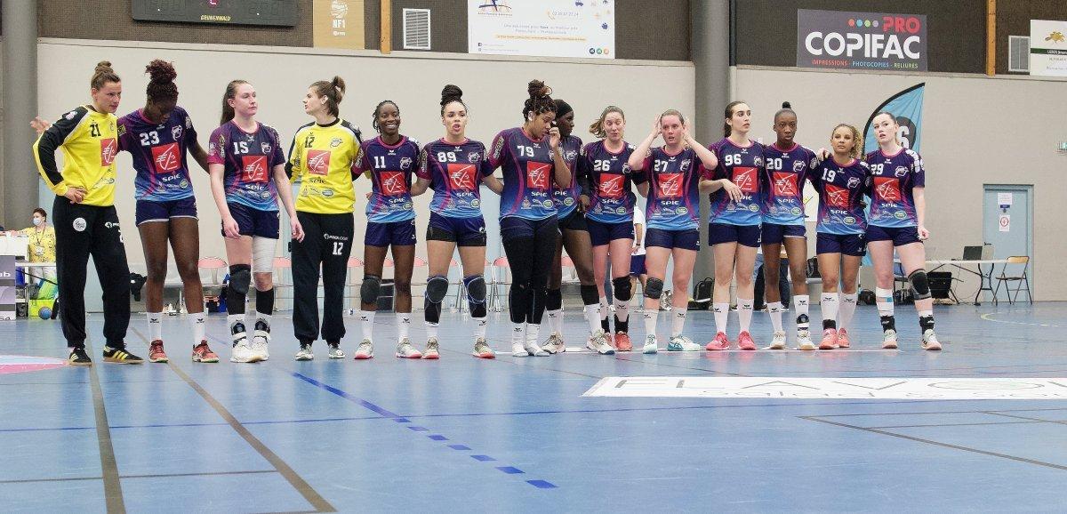 Les filles du HAC Handball débutent par un match nul prometteur