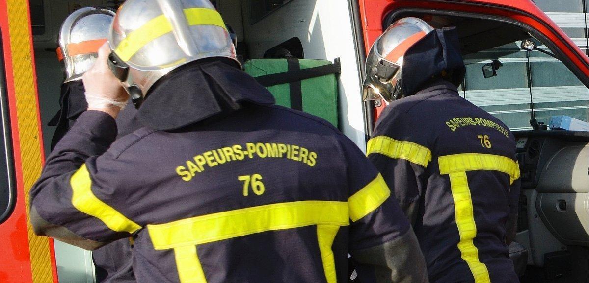 Panne des numéros d'urgence et orages: les pompiers ont fait face