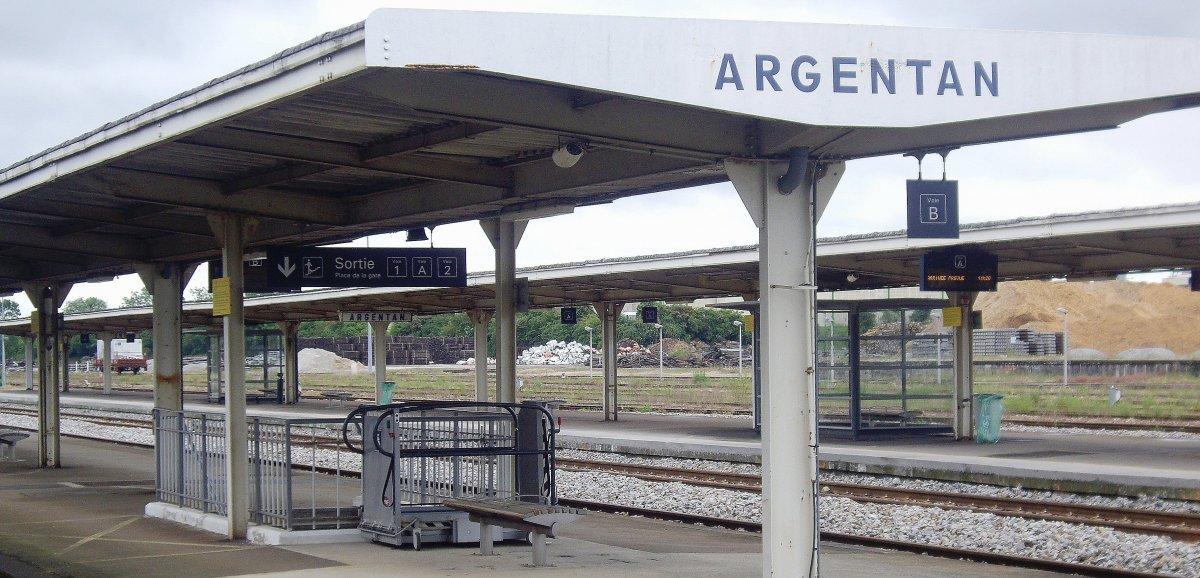 Ligne Paris-Argentan-Granville: moins de trains à cause de travaux