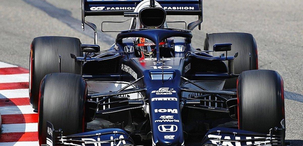 Formule 1. Le Normand Pierre Gasly termine 3ème au Grand Prix d'Azerbaïdjan