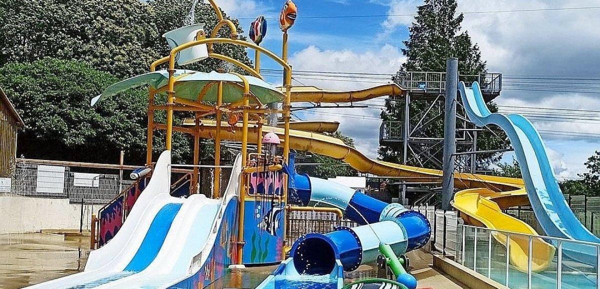 Le parc d'attractions de l'Ange Michel rouvre enfin au public!