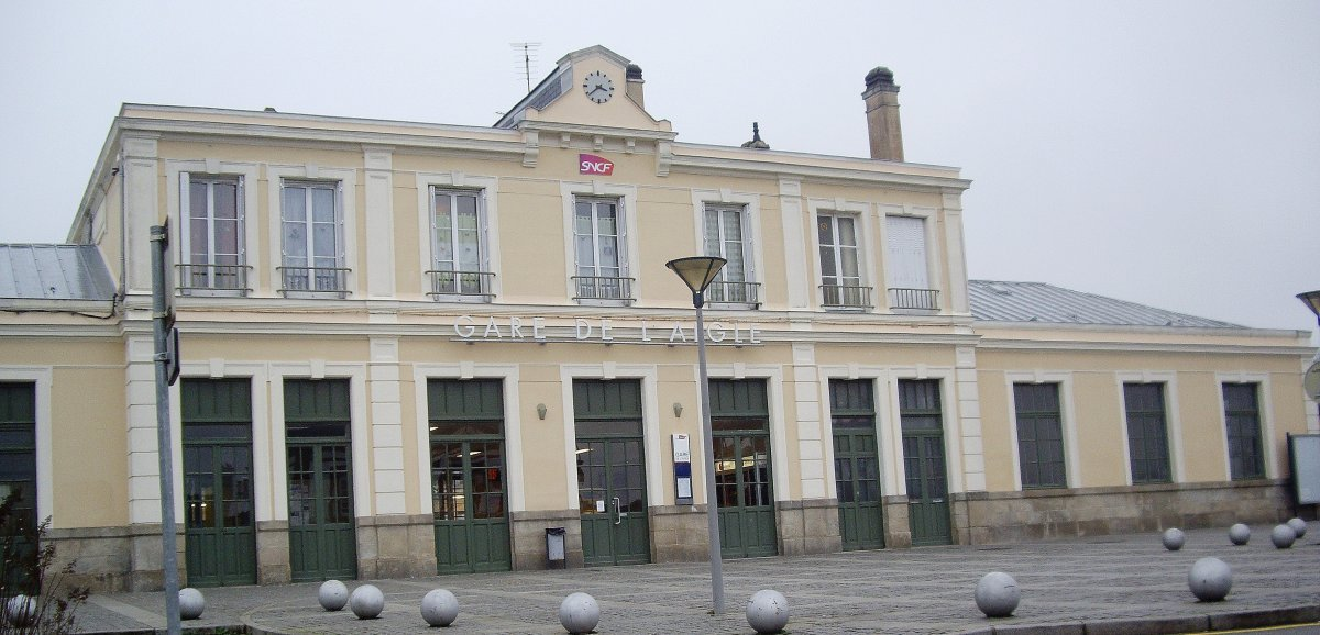 Encore des travaux sur les rails de la ligne SNCF Paris-Granville