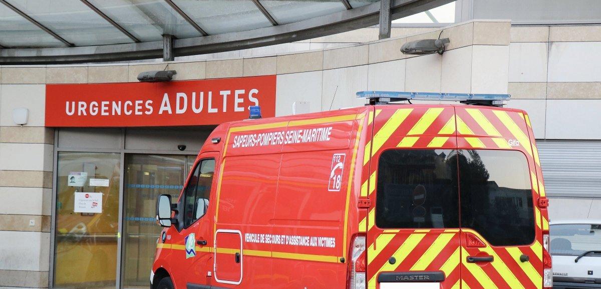 Cinq personnes légèrement blessées dans l'incendie de leur immeuble