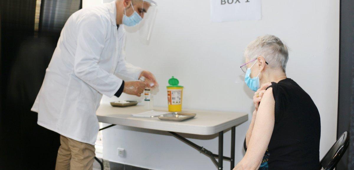 Cherbourg-en-Cotentin. Vaccin contre la Covid-19: les réservations à la baisse