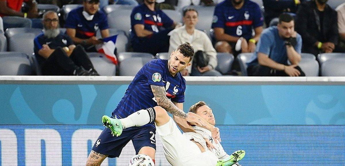 Euro: pour les Bleus, la meilleure attaque c'est la défense