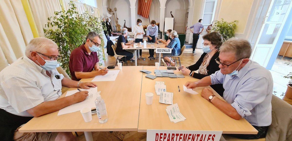 Élections départementales: pas d'élection et peu de surprises au 1er tour