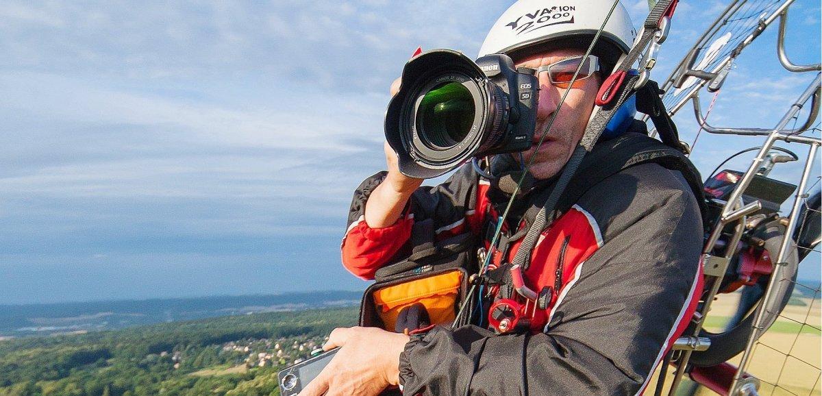 [Podcast] Livre. La Normandie vue du ciel: un point de vue époustouflant