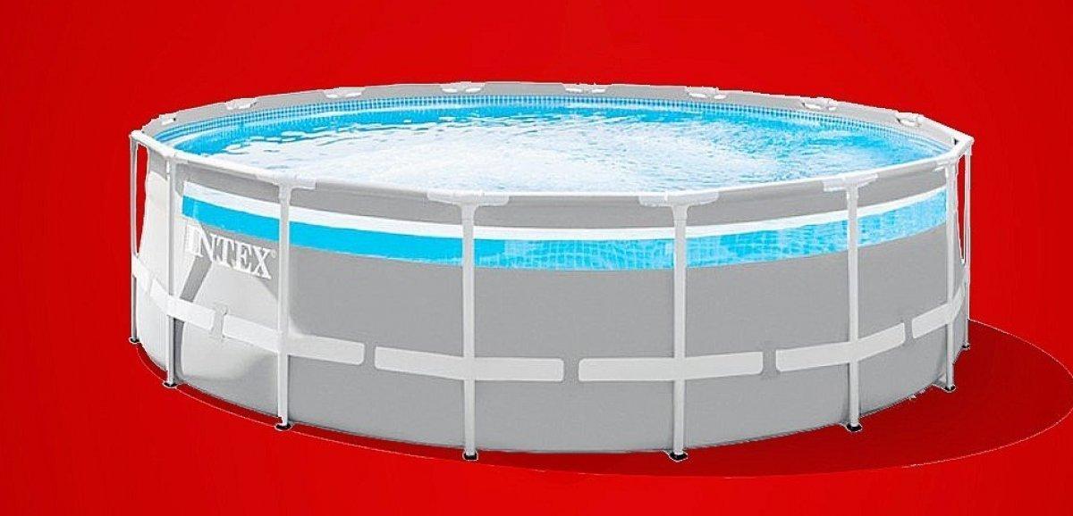 Cadeaux. Gagnez une piscine grâce à Tendance Ouest!