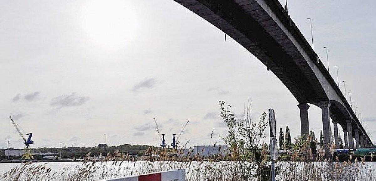 Caen. Le viaduc de Calix interdit aux poids lourds jusqu'en novembre