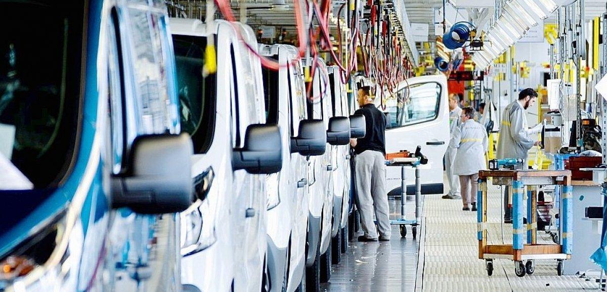 L'usine Renault encore impactée par la pénurie mondiale de composants