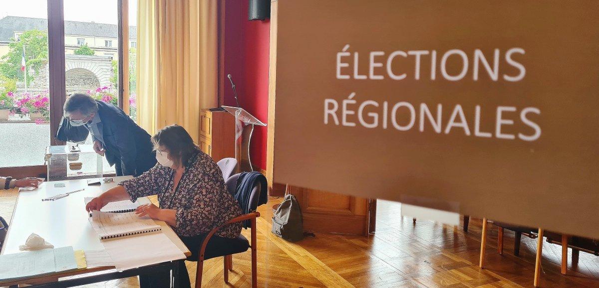 Départementales et régionales 2021. Pas de sursaut dans les bureaux de vote en Normandie