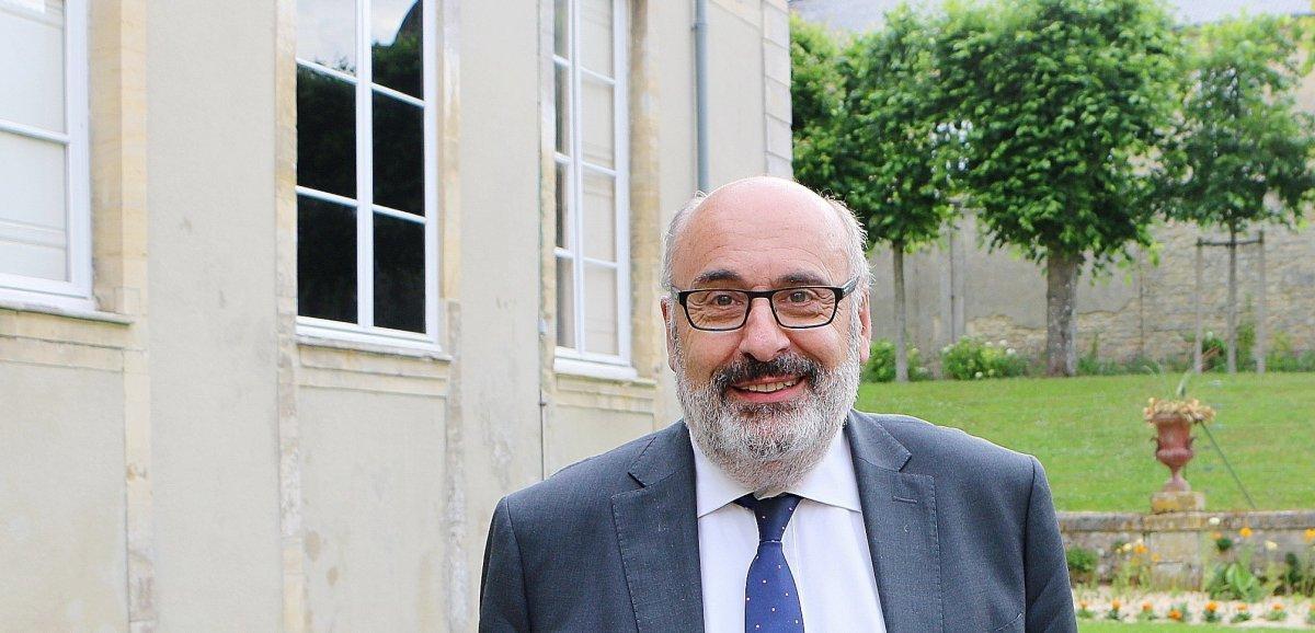 En questions. Département duCalvados: Jean-Léonce Dupont en route vers la présidence