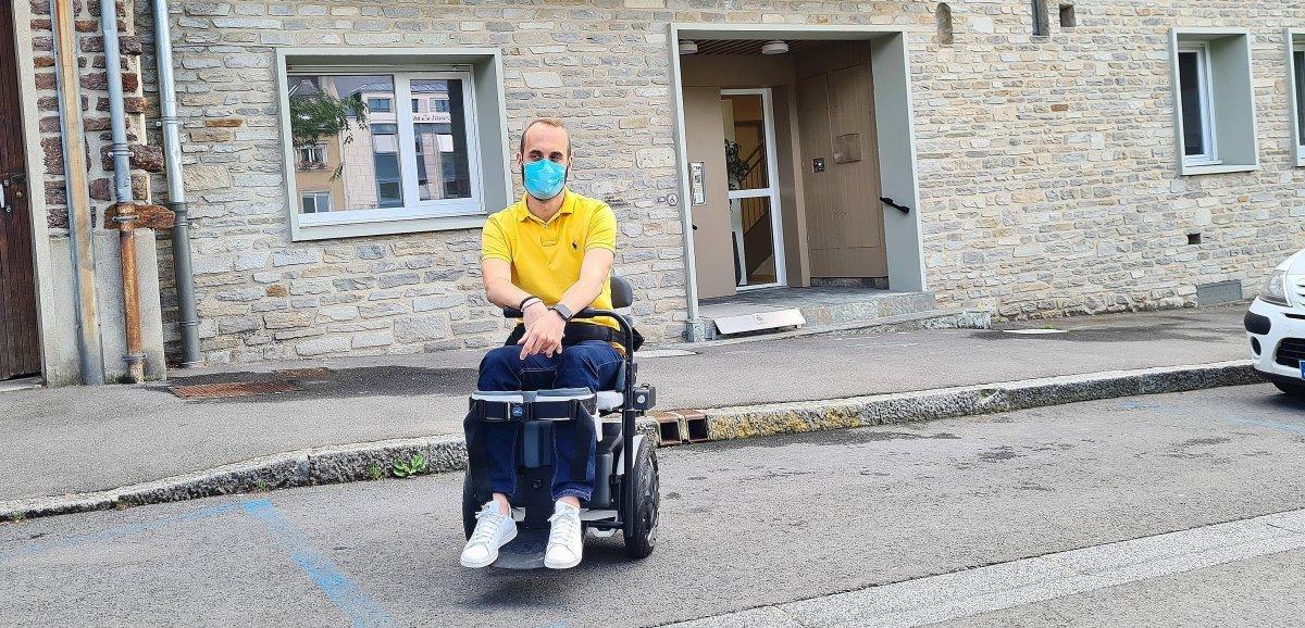 Le Gyrolift, nouvelle solution pour la mobilité des personnes handicapées