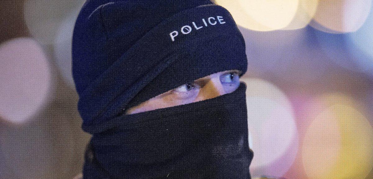 Près de Rouen. Près de 130 policiers et pompiers mobilisés par une alerte attentat