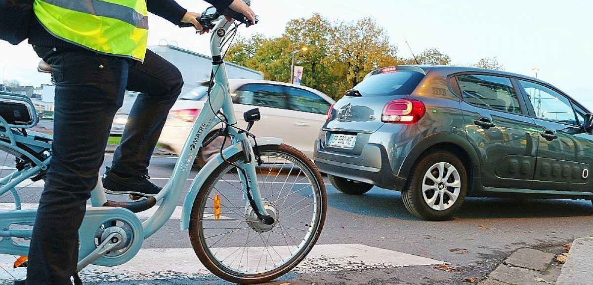 Une aide de 50euros pour acheter un vélo électrique