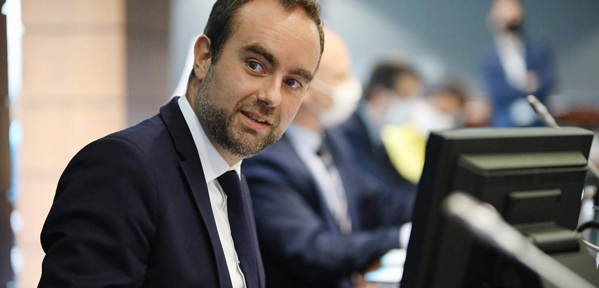 Eure. Le ministre Sébastien Lecornu retrouvela tête du Département