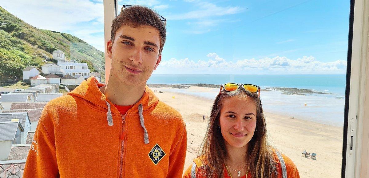 Surveillance des plages: les nageurs-sauveteurs sont en poste!