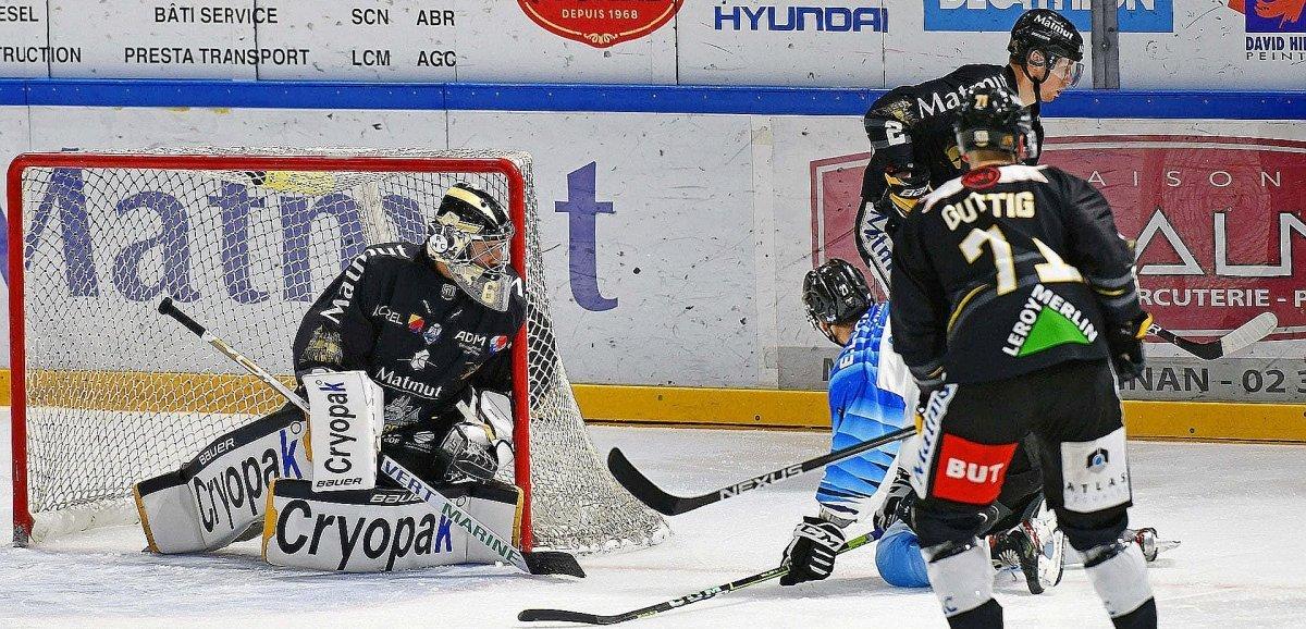 Hockey sur glace. Matija Pintaric prolonge l'aventure sur les bords de Seine