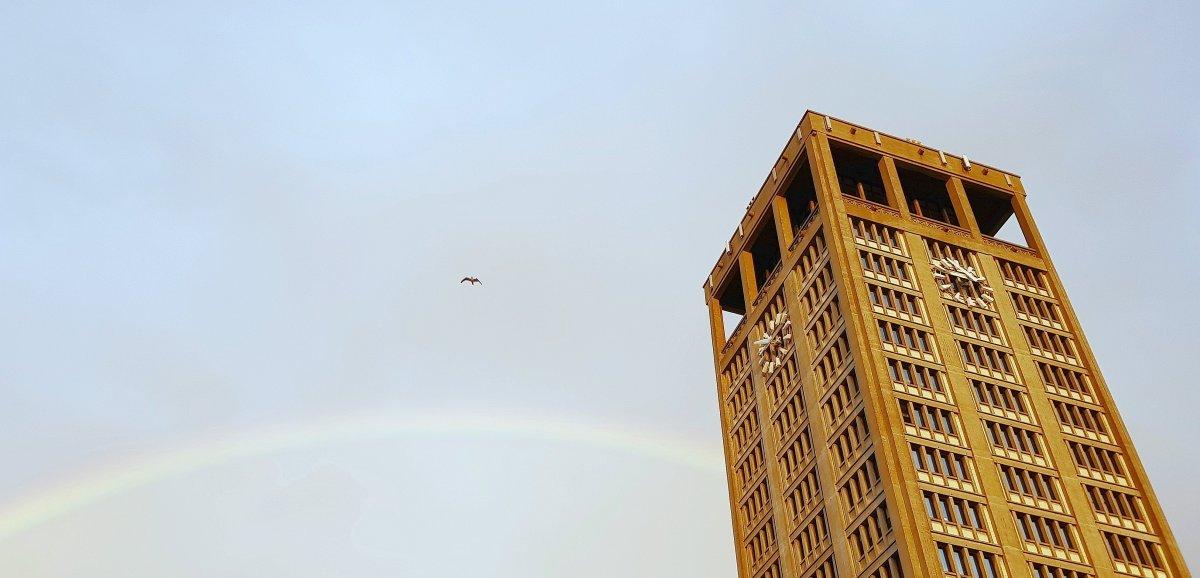 Insolite: descendez en rappel la tour de l'hôtel de ville!