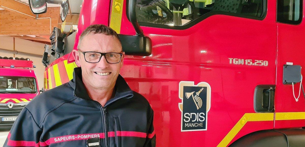 Quatre sapeurs-pompiers manchois défileront le 14 juillet à Paris