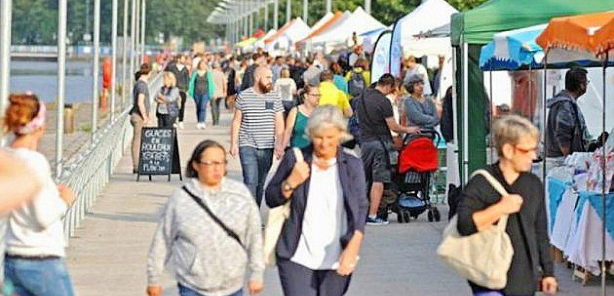 Les marchés nocturnes de l'artisanatfont leur retour pour l'été