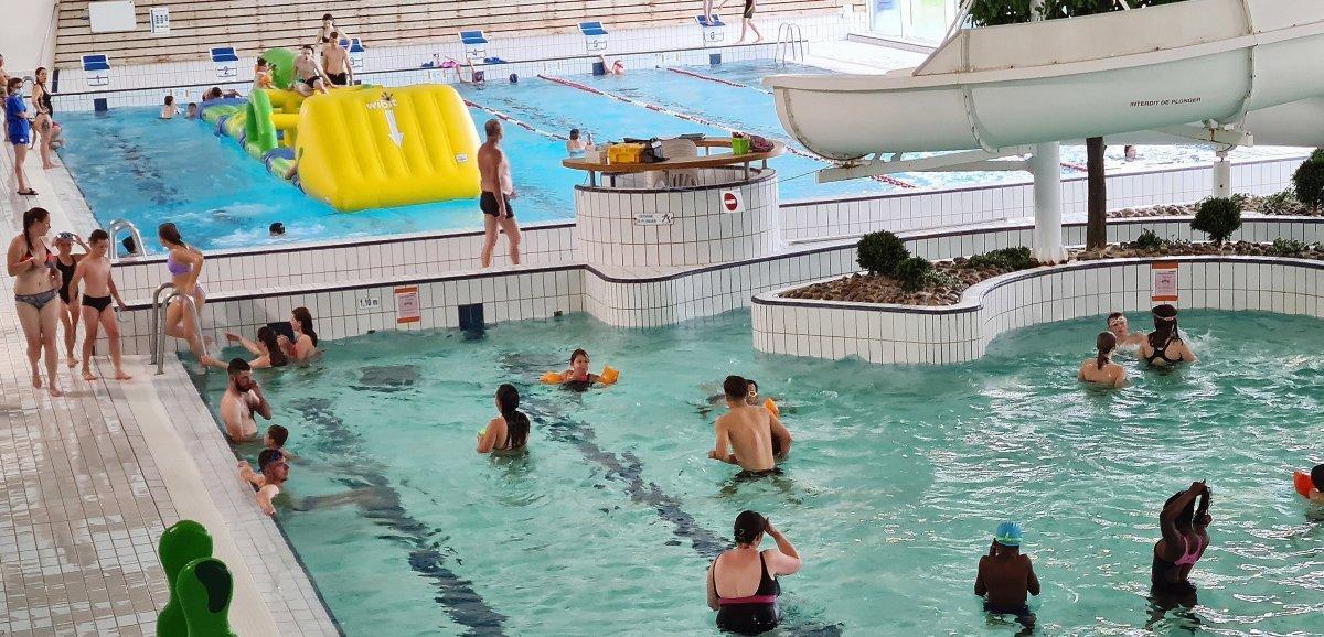 Des animations proposées tout l'été au centre aquatique