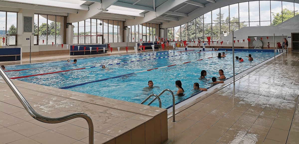 Seine-Maritime. Les piscines à découvrir dans l'agglomération rouennaise