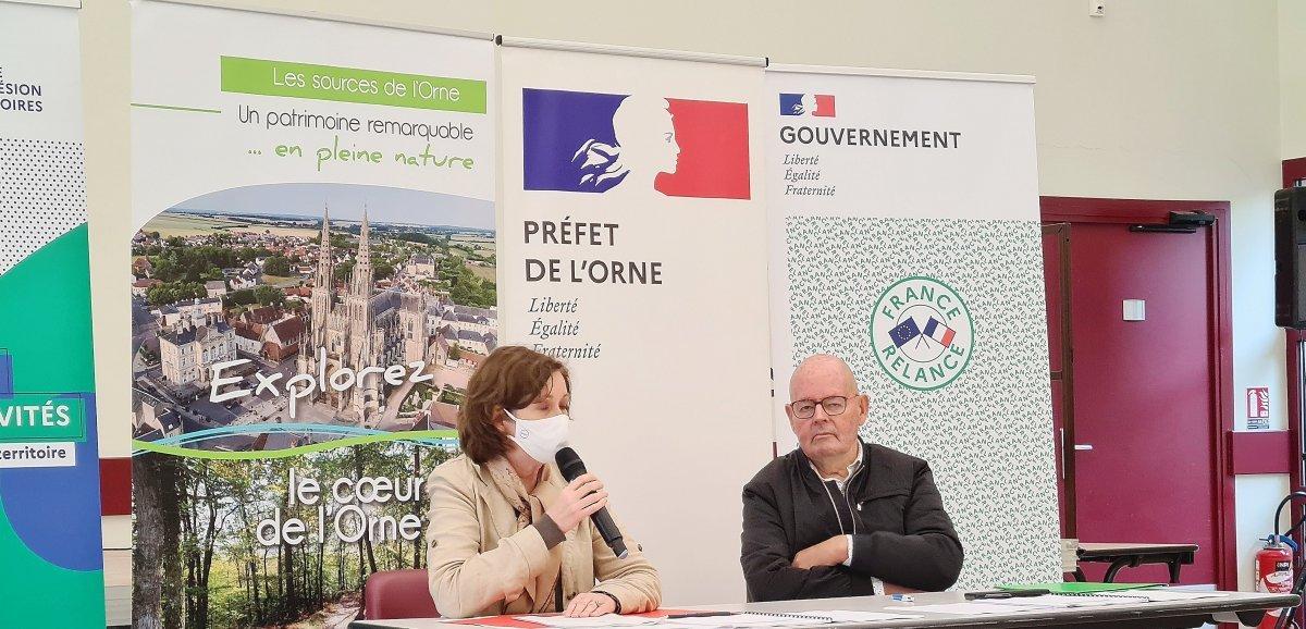 Le plan de relance pour lesSources de l'Orne axé sur l'environnement et l'écologie